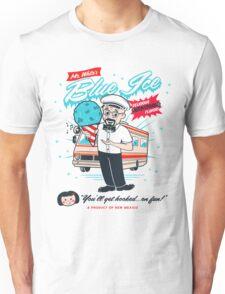 Mr. White's Blue Ice Unisex T-Shirt