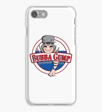 Bubba Gump iPhone Case/Skin