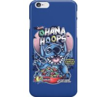 Ohana Hoops! iPhone Case/Skin