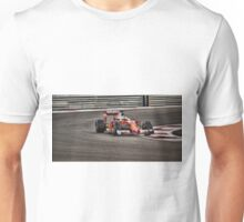 Ferrari Formula 1 2016 Abu Dhabi Unisex T-Shirt