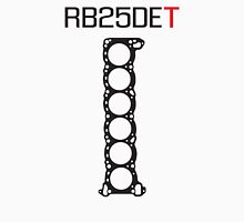 RB25DET Engine Head Gasket design for a light shirt Unisex T-Shirt