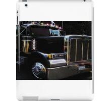 Model 359 Peterbilt Extended Hood iPad Case/Skin