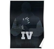 GTA IV Minimalistic Design Poster