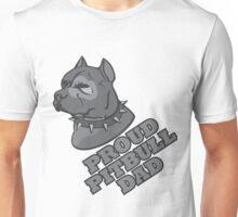 Proud Pitbull Dad Cool Tee Shirt Unisex T-Shirt
