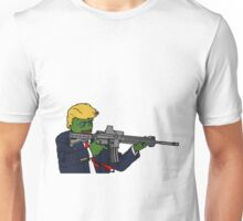 Shoot em up Unisex T-Shirt
