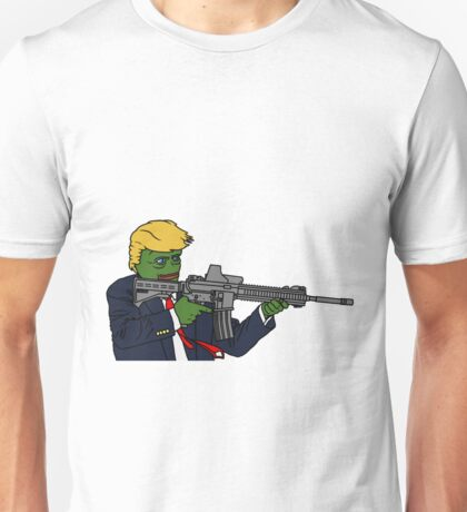 Shoot em up Unisex T-Shirt
