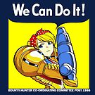 We Can Do it! by coinbox tees