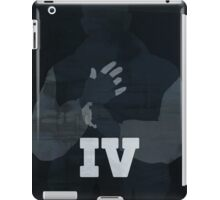 GTA IV Minimalistic Design iPad Case/Skin