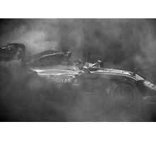 Nico Rosberg Formula 1 World Champion 2016 Photographic Print