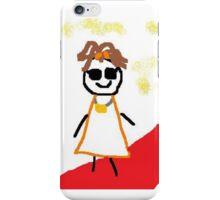 Jenny Quips:  Rock Star! iPhone Case/Skin