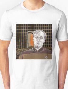 Star Trek TNG: Lt Broccoli  T-Shirt