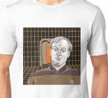 Star Trek TNG: Lt Broccoli  Unisex T-Shirt