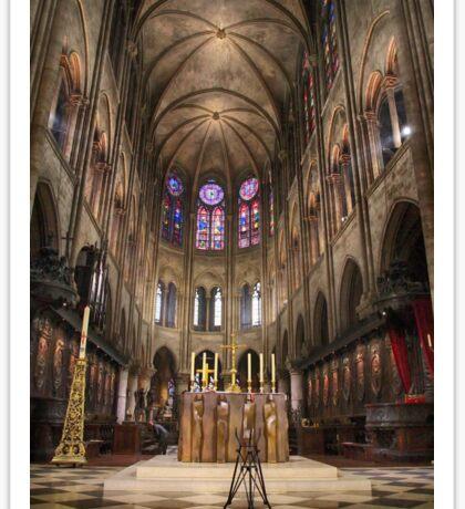 Notre-Dame de Paris Sticker