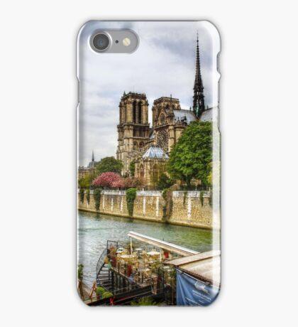 Notre-Dame de Paris iPhone Case/Skin
