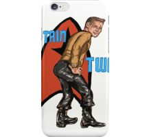 Captain Twerk iPhone Case/Skin