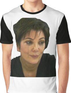 Kris jenner crying Graphic T-Shirt