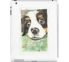 Murphy the Dog iPad Case/Skin