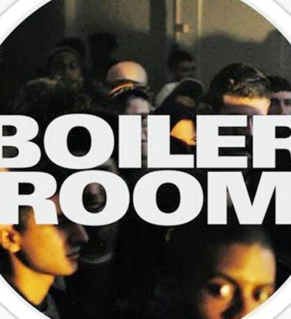BOILER ROOM Sticker