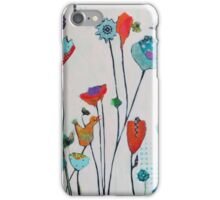 Birds at Play iPhone Case/Skin