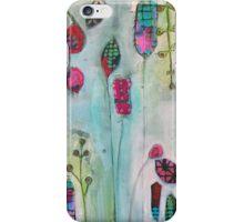 Quiet field iPhone Case/Skin