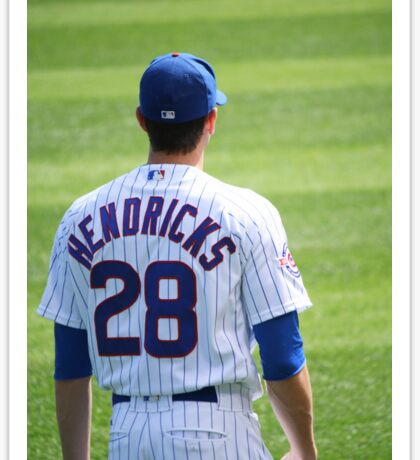 Kyle Hendricks Sticker