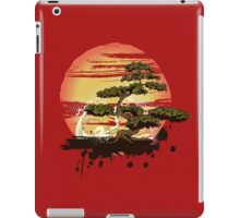 Bonsai Tree Karate Dojo iPad Case/Skin