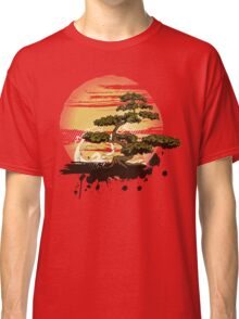 Bonsai Tree Karate Dojo Classic T-Shirt