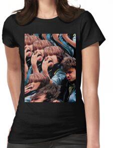 Music Rocks I & II Womens Fitted T-Shirt