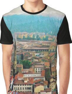 Florence, Italy Graphic T-Shirt