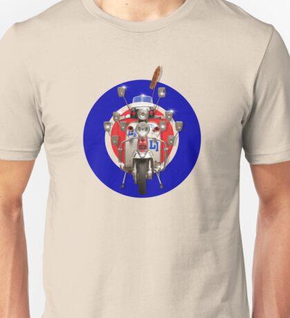 Quadrophenia Lambretta design by UrbanHero  Unisex T-Shirt