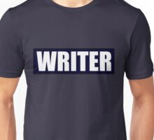 Castle's WRITER bullet proof vest Unisex T-Shirt