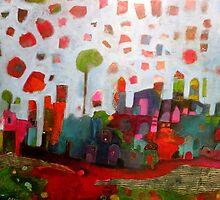 Balloon City by chriscozen