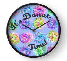 DONUTS Clock