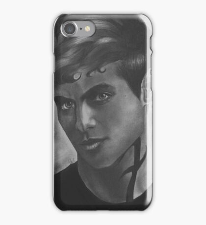 Alec Lightwood Season 2 photoshoot iPhone Case/Skin