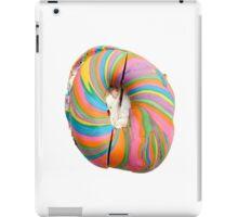Rainbow Bagel iPad Case/Skin