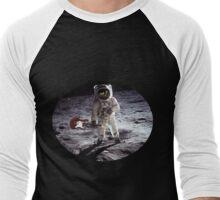 Electric Armstrong Men's Baseball ¾ T-Shirt