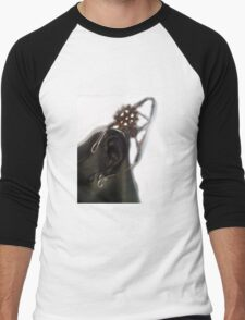 Steampunk Elf  Men's Baseball ¾ T-Shirt