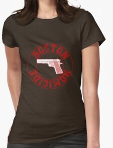 Jane Rizzoli's BPD Baseball Tee Womens Fitted T-Shirt