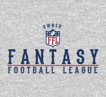 Fantasy Football Owner by heliconista