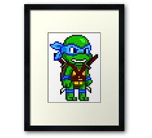 Leonardo Leads Framed Print