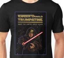 Emperor Donald Trumpatine Make the Empire Great Again Unisex T-Shirt