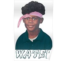 Ugly God X Water Poster