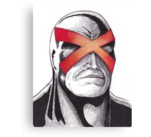 Cyclops Pen and Ink Canvas Print