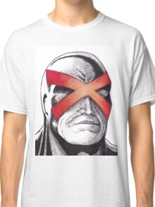 Cyclops Pen and Ink Classic T-Shirt