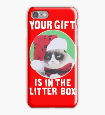 Your Gift Tshirt iPhone Case/Skin