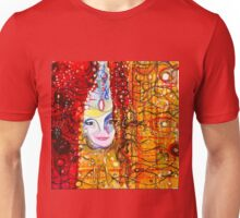 Bjork - Artwork by William Wright Unisex T-Shirt