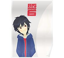 Big Hero 6 - Hiro & Baymax Poster
