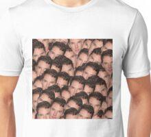 Benedict Cumberbatch Texture Unisex T-Shirt