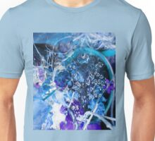 Chaos in Blue Unisex T-Shirt