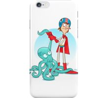 Octo-Wrestlin'! iPhone Case/Skin